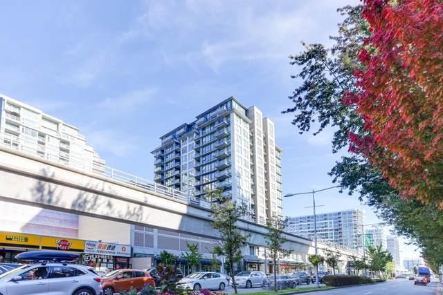 6068 No. 3 Road #1208, Richmond, BC V6Y 4M7 (#R2616070) :: Ben D'Ovidio Personal Real Estate Corporation | Sutton Centre Realty