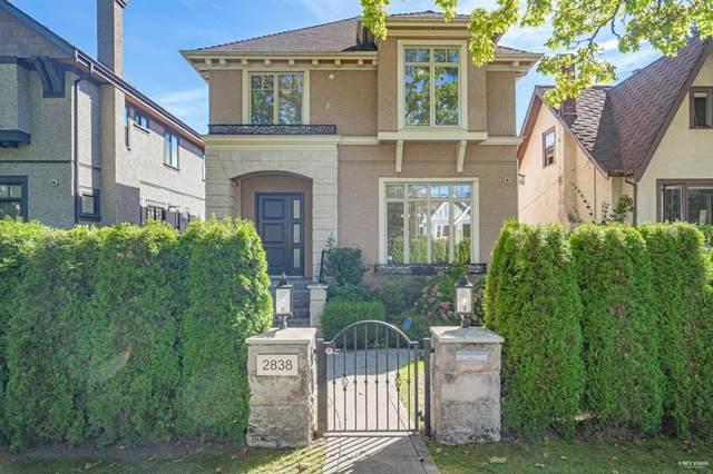 2838 W 15TH Avenue, Vancouver, BC V6K 2Z9 (#R2616184) :: MC Real Estate Group