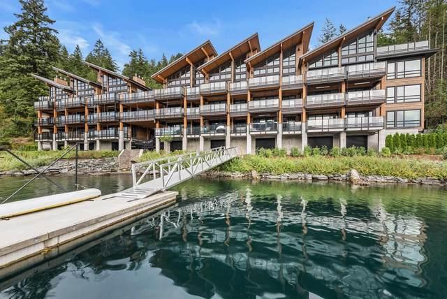 3175 Columbia Valley Road #205, Cultus Lake, BC V2R 6C2 (#R2616272) :: 604 Home Group
