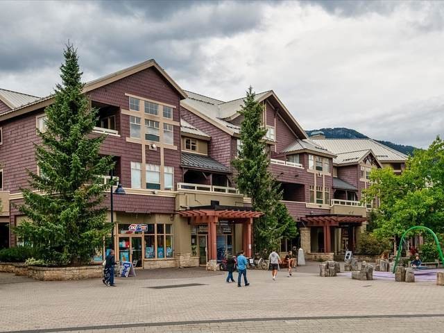 4338 Main Street #205, Whistler, BC V8E 1B4 (#R2616616) :: RE/MAX City Realty