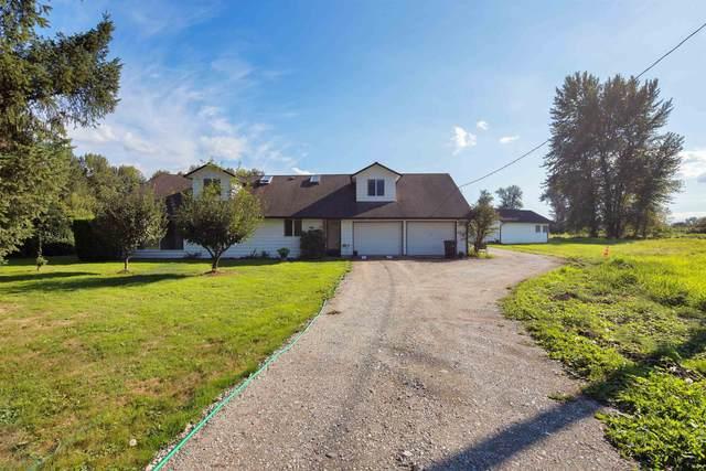 19658 Richardson Road, Pitt Meadows, BC V3Y 1Z1 (#R2616739) :: Ben D'Ovidio Personal Real Estate Corporation | Sutton Centre Realty