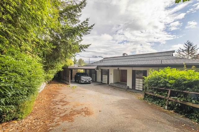 818 Younette Drive, West Vancouver, BC V7T 1S9 (#R2616746) :: 604 Home Group
