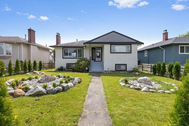 8398 11TH Avenue, Burnaby, BC V3N 2P4 (#R2617130) :: Ben D'Ovidio Personal Real Estate Corporation   Sutton Centre Realty