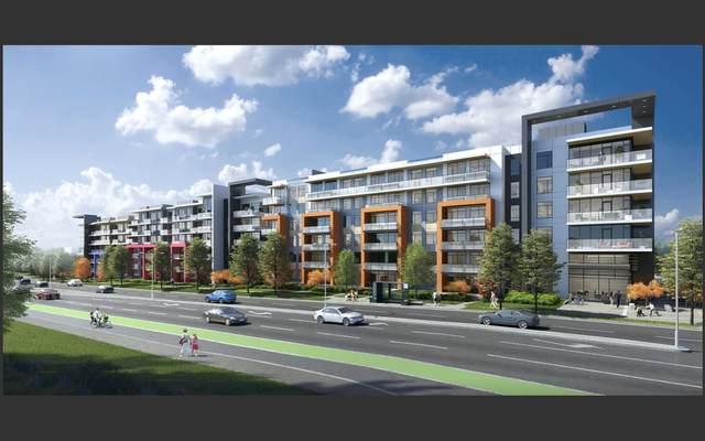 8140 166 Street #212, Surrey, BC V0V 0V0 (#R2617455) :: Macdonald Realty