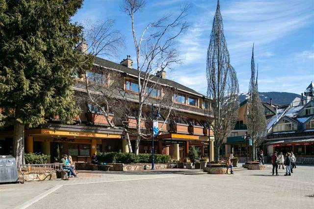 4220 Gateway Drive #212, Whistler, BC V8E 0Z7 (#R2618006) :: RE/MAX City Realty