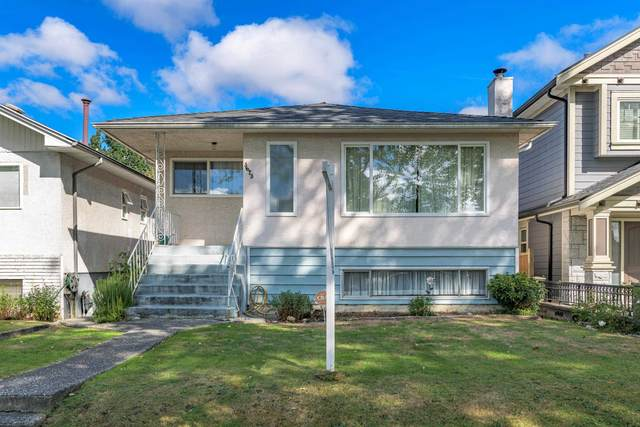 3675 48TH Avenue, Vancouver, BC V5S 1J1 (#R2618202) :: 604 Realty Group