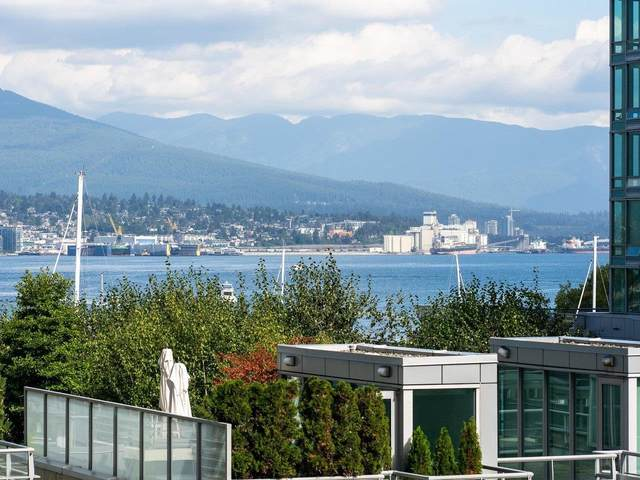 1478 W Hastings Street #502, Vancouver, BC V6G 3J6 (#R2618223) :: 604 Realty Group