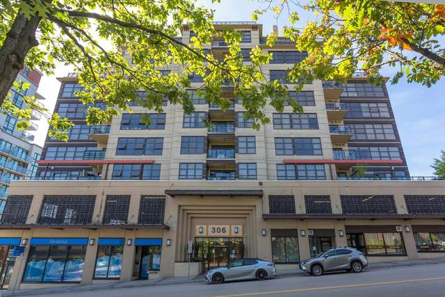 306 Sixth Street #702, New Westminster, BC V3L 0C9 (#R2618269) :: 604 Realty Group