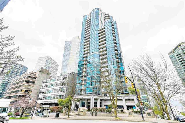 1415 W Georgia Street #301, Vancouver, BC V6G 3C8 (#R2618340) :: 604 Realty Group