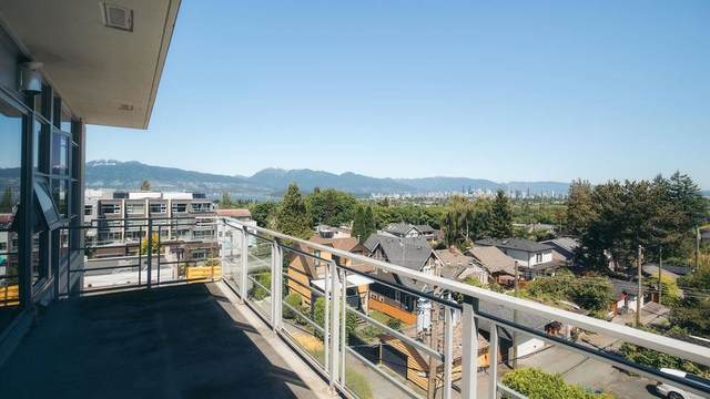 3595 W 18TH Avenue #405, Vancouver, BC V6S 1A9 (#R2618457) :: 604 Realty Group