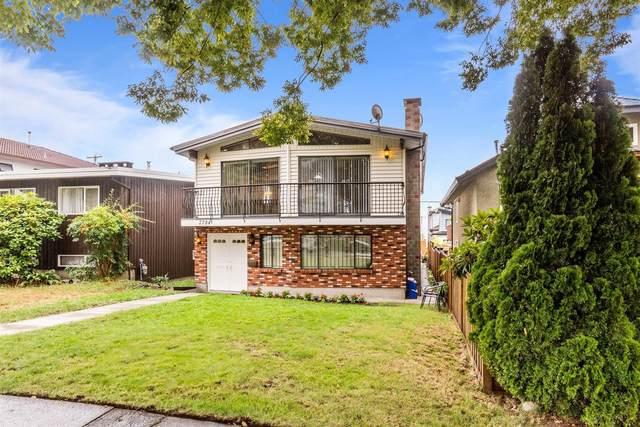 2784 E 6TH Avenue, Vancouver, BC V5M 1R5 (#R2618474) :: Ben D'Ovidio Personal Real Estate Corporation   Sutton Centre Realty