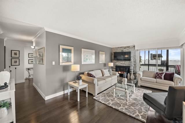 1360 Martin Street #307, White Rock, BC V4B 3W5 (#R2618552) :: Ben D'Ovidio Personal Real Estate Corporation   Sutton Centre Realty