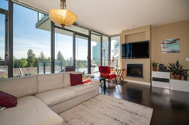 7088 18TH Avenue #908, Burnaby, BC V3N 0A2 (#R2618641) :: Ben D'Ovidio Personal Real Estate Corporation   Sutton Centre Realty