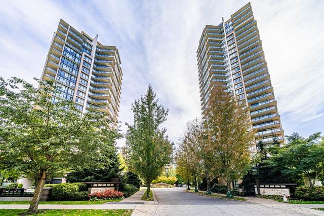 6188 Wilson Avenue #2703, Burnaby, BC V5H 0A5 (#R2618857) :: Ben D'Ovidio Personal Real Estate Corporation | Sutton Centre Realty