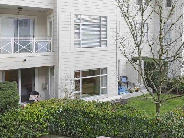 3625 Windcrest Drive #106, North Vancouver, BC V7G 2S6 (#R2618922) :: Ben D'Ovidio Personal Real Estate Corporation | Sutton Centre Realty
