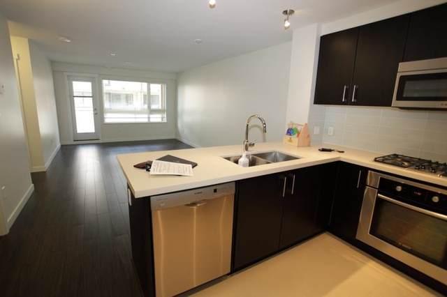 3163 Riverwalk Avenue #215, Vancouver, BC V5S 0A8 (#R2618925) :: MC Real Estate Group