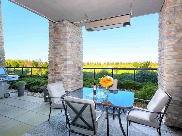 5055 Springs Boulevard #108, Tsawwassen, BC V4M 0A5 (#R2618943) :: Ben D'Ovidio Personal Real Estate Corporation | Sutton Centre Realty
