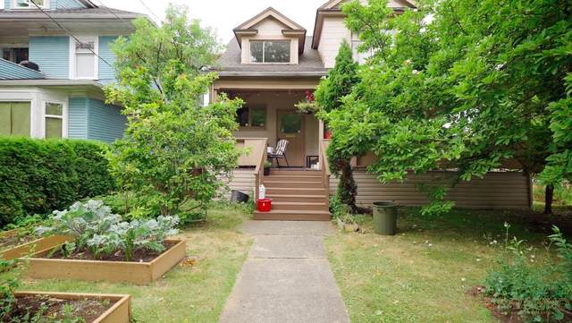 5 W 11TH Avenue, Vancouver, BC V5Y 1S6 (#R2618951) :: 604 Home Group
