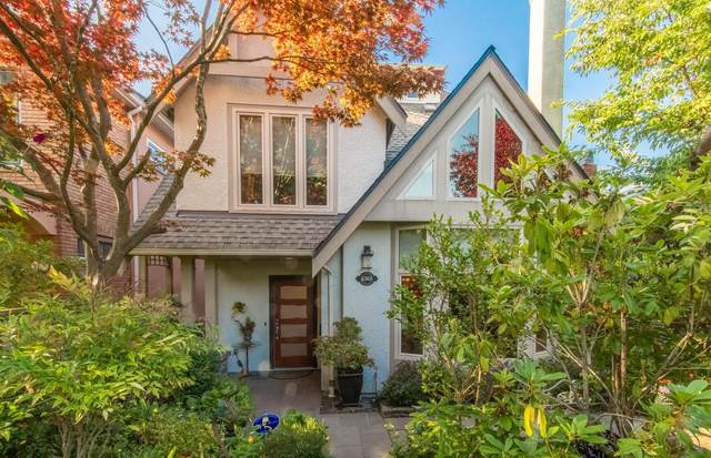 4363 W 12TH Avenue, Vancouver, BC V6R 2P9 (#R2618964) :: 604 Home Group