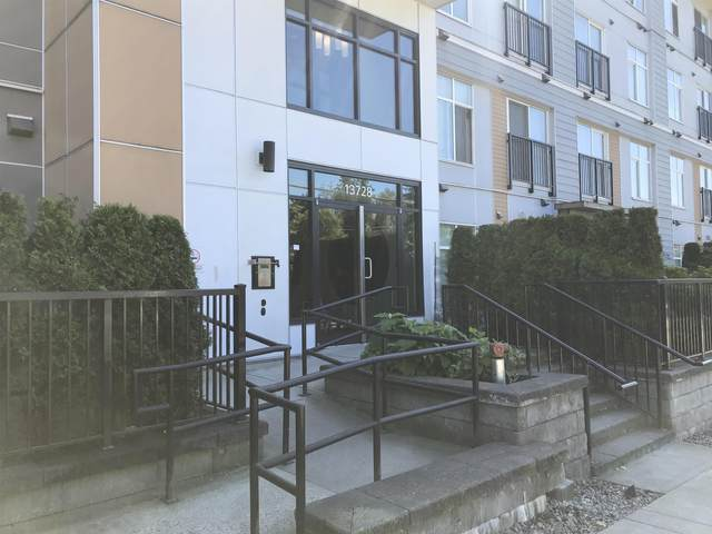 13728 108 Avenue #206, Surrey, BC V3T 0G2 (#R2618972) :: 604 Home Group
