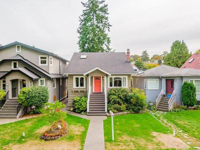 3340 W 15TH Avenue, Vancouver, BC V6R 2Y8 (#R2619007) :: 604 Home Group