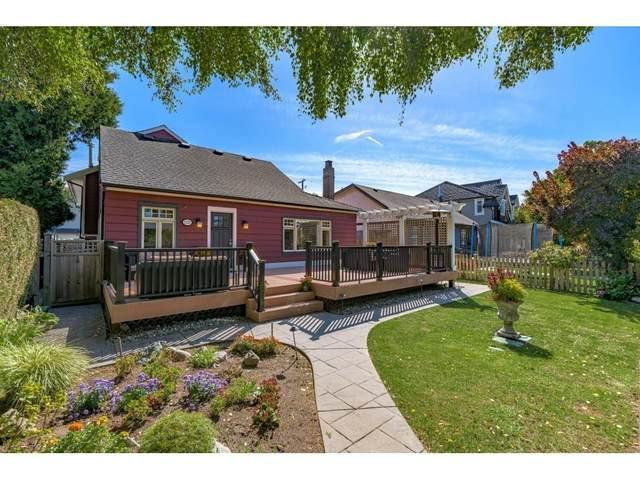 2120 Douglas Crescent, Richmond, BC V7B 1E9 (#R2619217) :: 604 Home Group