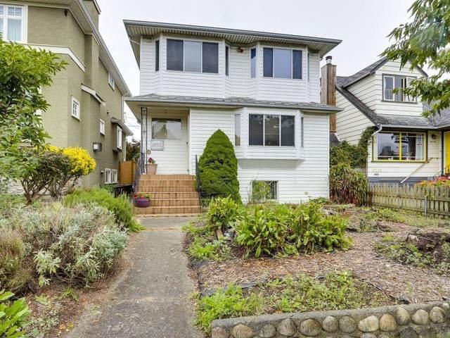 8192 Haig Street, Vancouver, BC V6P 4R9 (#R2619264) :: MC Real Estate Group
