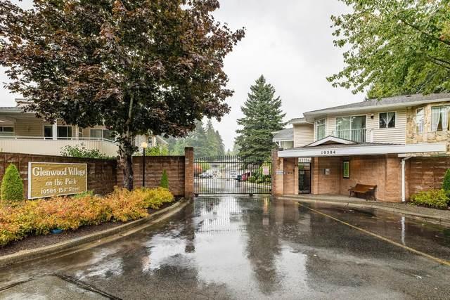 10584 153 Street #119, Surrey, BC V3R 9V1 (#R2619268) :: Keller Williams Elite Realty