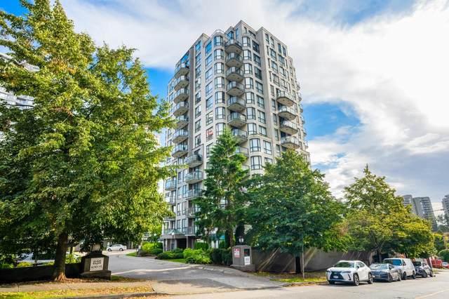 838 Agnes Street #1505, New Westminster, BC V3M 6R3 (#R2619290) :: Keller Williams Elite Realty