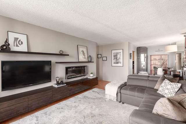 710 Seventh Avenue #802, New Westminster, BC V3M 5V3 (#R2619309) :: Keller Williams Elite Realty