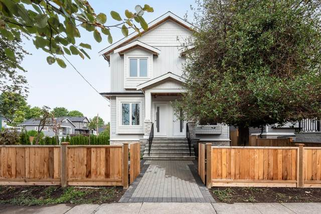 4106 Prince Albert Street, Vancouver, BC V5V 4J4 (#R2619445) :: Keller Williams Elite Realty