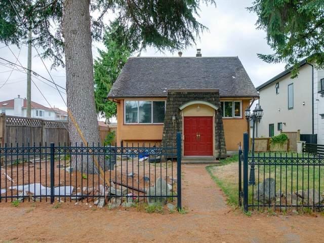1978 Nassau Drive, Vancouver, BC V5P 2B6 (#R2619446) :: Ben D'Ovidio Personal Real Estate Corporation   Sutton Centre Realty