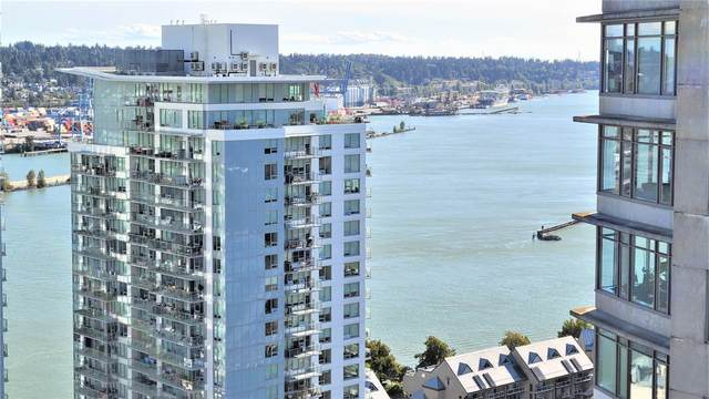 892 Carnarvon Street #3309, New Westminster, BC V3M 0C5 (#R2619490) :: RE/MAX City Realty