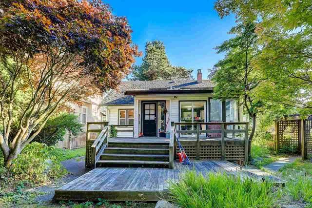3531 W 37TH Avenue, Vancouver, BC V6N 2V7 (#R2619501) :: Keller Williams Elite Realty