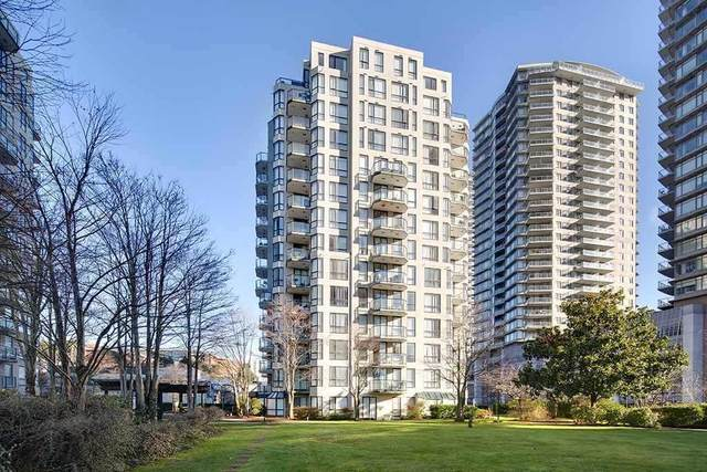 828 Agnes Street #1001, New Westminster, BC V3M 6R4 (#R2619520) :: RE/MAX City Realty