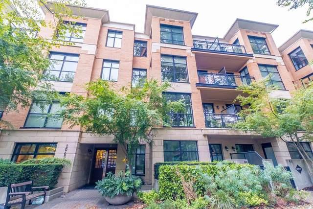 2065 W 12TH Avenue #101, Vancouver, BC V6J 5L9 (#R2619728) :: MC Real Estate Group
