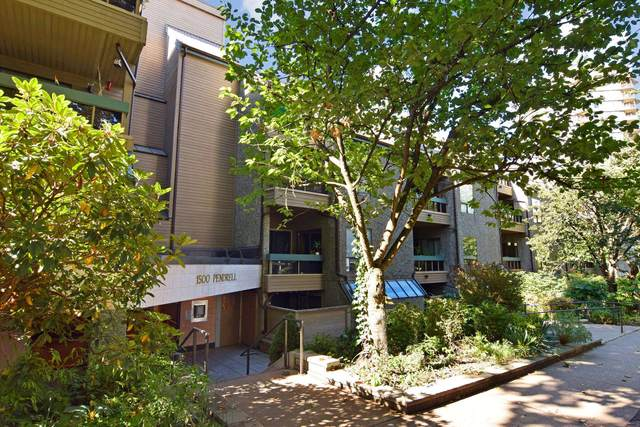 1500 Pendrell Street #326, Vancouver, BC V6G 3A5 (#R2619729) :: RE/MAX City Realty