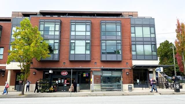 1961 Collingwood Street #202, Vancouver, BC V6R 3K6 (#R2619737) :: MC Real Estate Group