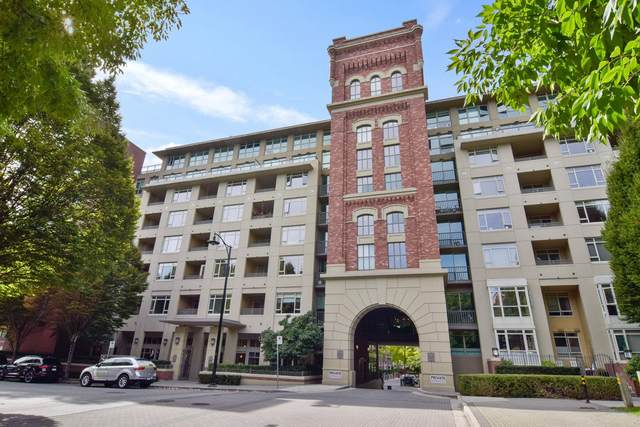 2799 Yew Street #810, Vancouver, BC V6K 4W2 (#R2619783) :: MC Real Estate Group
