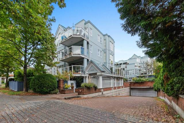 8728 SW Marine Drive #209, Vancouver, BC V6P 6A4 (#R2619838) :: MC Real Estate Group