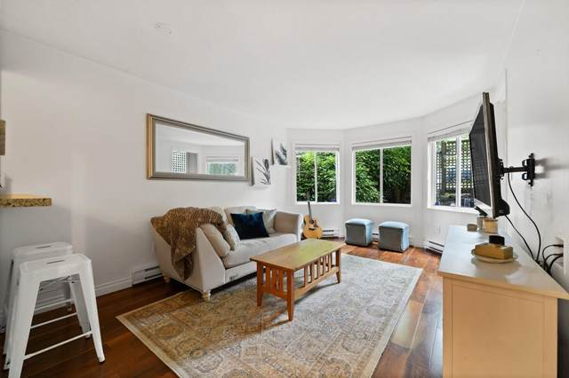 2057 W 3RD Avenue #209, Vancouver, BC V6J 1L4 (#R2619907) :: MC Real Estate Group