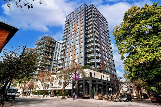 1171 Jervis Street #904, Vancouver, BC V6E 0C9 (#R2619916) :: RE/MAX City Realty