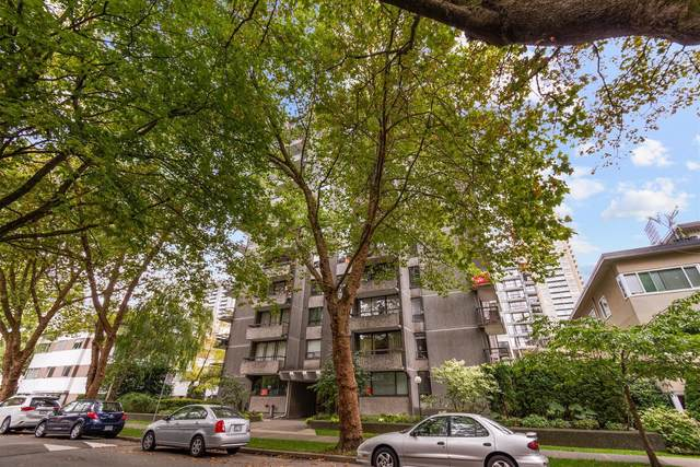 1720 Barclay Street #207, Vancouver, BC V6G 1K4 (#R2619929) :: RE/MAX City Realty