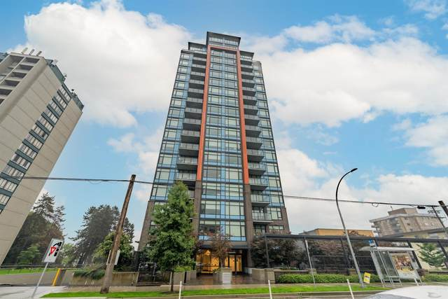 188 Agnes Street #1706, New Westminster, BC V3L 0H6 (#R2619987) :: RE/MAX City Realty