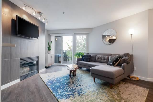 8430 Jellicoe Street #408, Vancouver, BC V5S 4S7 (#R2620005) :: MC Real Estate Group