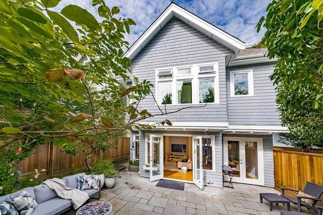 2878 W 3RD Avenue, Vancouver, BC V6K 1M7 (#R2620030) :: MC Real Estate Group