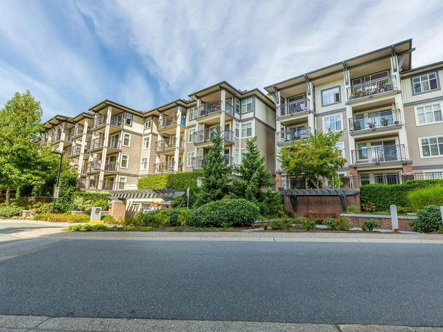 4833 Brentwood Drive #311, Burnaby, BC V5C 0C3 (#R2620043) :: RE/MAX City Realty