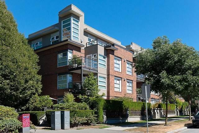 2181 W 12TH Avenue #407, Vancouver, BC V6K 4S8 (#R2620135) :: MC Real Estate Group