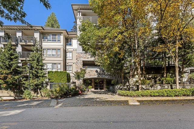2959 Silver Springs Boulevard #106, Coquitlam, BC V3E 3S5 (#R2620158) :: MC Real Estate Group