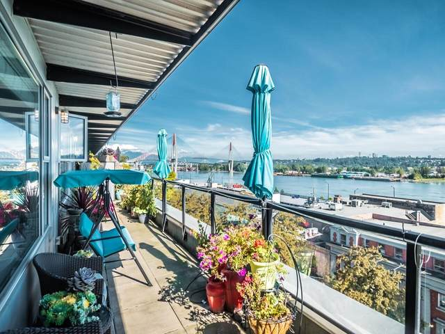 549 Columbia Street #506, New Westminster, BC V3L 1B3 (#R2620183) :: RE/MAX City Realty